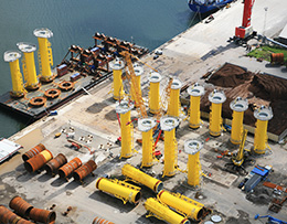Bilfinger sells offshore foundations business