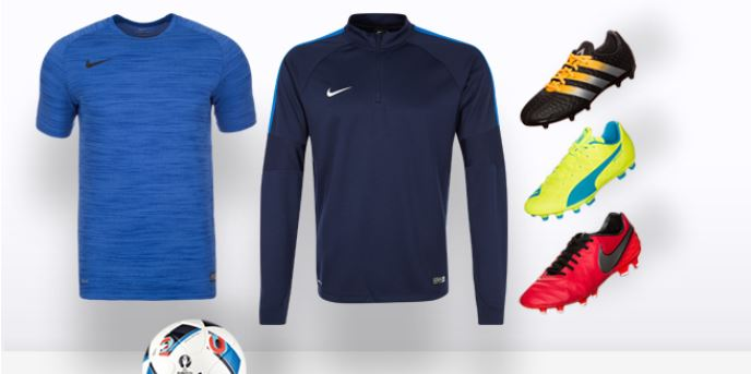 Online sports retailer with strong partner