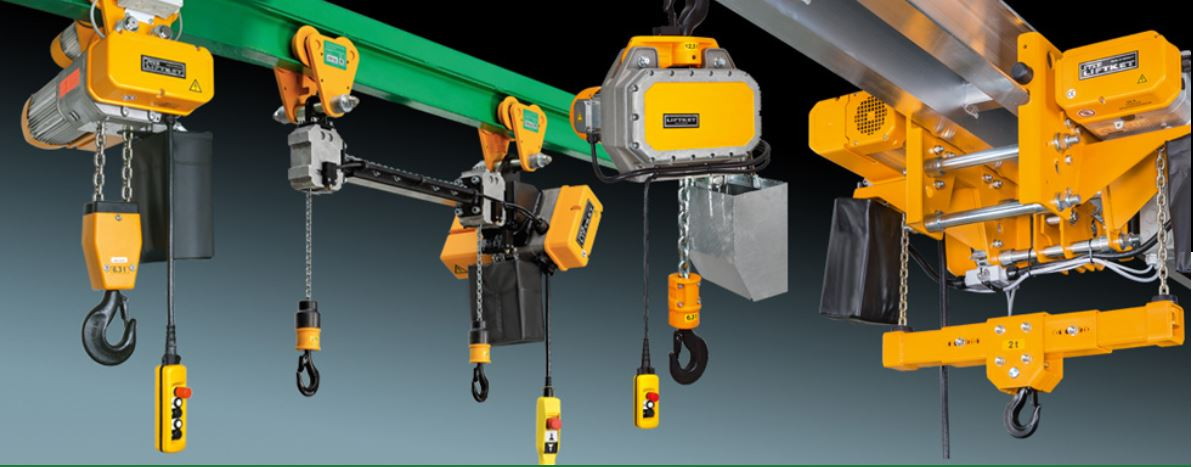 Electric chain hoists maker sold