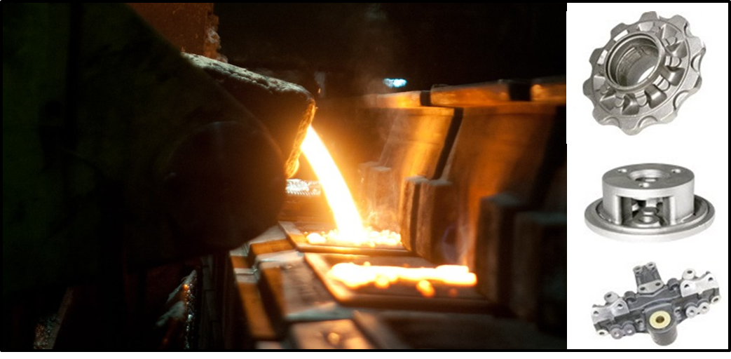 Cast iron components maker sold to PE