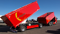 Maker of lorry semitrailers finds investor