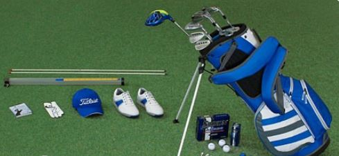 Golf equipment with finds investor for growth