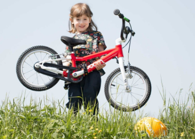 Kids' bike maker finds financial partner to grow
