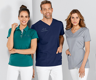 Medical workwear company with new investor